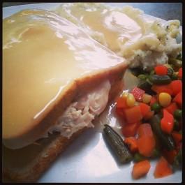 Hot Turkey Special