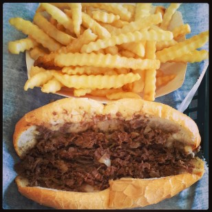 cheesesteak special lunch deli
