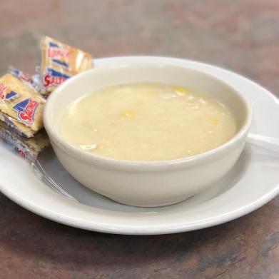 Chicken Corn Chowder Soup