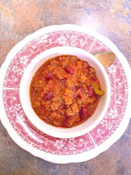 Homemade Chili