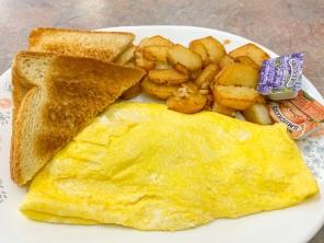 Egg & Cheese Omelette